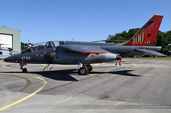 Dassault Alpha Jet + Belgium Air Force AT33