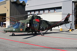Agusta A-109BA Belgium Air Force H29