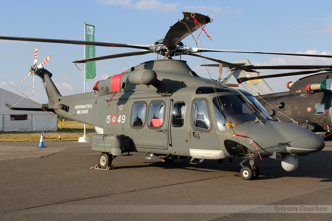 Agusta Westland HH-139A Italian Air Force MM81805 / 15-49