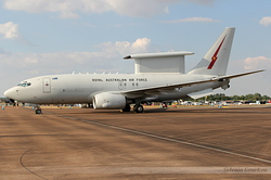 Boeing E-7A Wedgetail Royal Australian Air Force A30-001