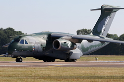 Embraer KC-390 Brazil Air Force PT-ZNJ