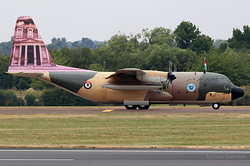 Lockheed C-130H Hercules Royal Jordanian Air Force 344