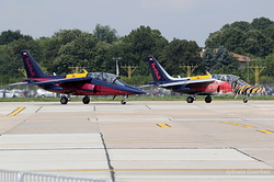 Dassault-Dornier Alpha Jet A Red Bull (The Flying Bulls) OE-FAS & OE-FRB