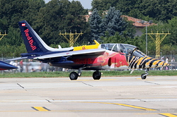 Dassault-Dornier Alpha Jet A Red Bull (The Flying Bulls) OE-FAS