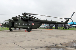 Mil Mi-8MT Poland Army 6102