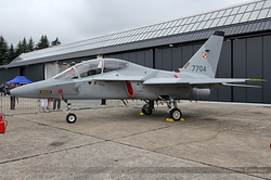 Aermacchi M-346 Poland Air Force 7704