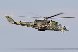 Mil Mi-35V Czech Republic Air Force 3362