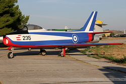 Canadair CL-13-2 Sabre Hellenic Air Force 19235