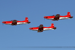 Pilatus PC-7 Switzerland Air Force A-925, A-915 & A-912