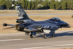 General Dynamics F-16AM Fighting Falcon Belgium Air Force FA-101