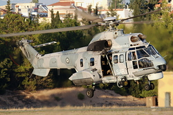 Aérospatiale AS-332C1 Super Puma Hellenic Air Force 2787