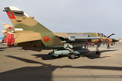 Dassault Mirage F1EM VI Royal Moroccan Air Force 170
