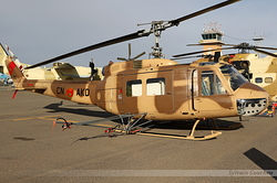 Agusta-Bell AB.205A Royal Moroccan Air Force 4354 / 30 / CN-AKD