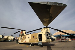 Boeing CH-47D Chinook Royal Moroccan Air Force 3277 / CN-ALJ