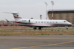 Gulfstream Aeropace G650 Royal Moroccan Air Force 6311 / CN-AMH