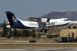 ATR 42-600 Olympic Air SX-OAW