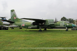 Antonov An-26 Polish Air Force 1508