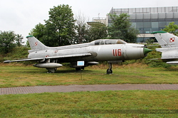 Sukhoi Su-7U Polish Air Force 116