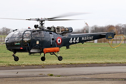 Sud-Aviation SA-316 Alouette III Marine Nationale 1444 / 444