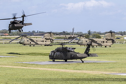 Sikorsky UH-60M Black Hawk United States Army 09-20223