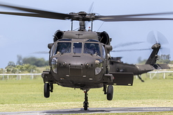 Sikorsky UH-60M Black Hawk United States Army 11-20398