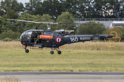 Sud-Aviation SA-319B Alouette III Marine Nationale 2160 / 160