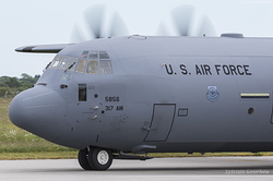 Lockheed C-130J-30 Hercules United States Air Force 16-5856