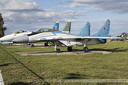Mikoyan-Gurevich MiG-29 Russian Air Force 14 Blue