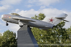 Mikoyan-Gurevich MiG-17 Russian Air Force 237 Red