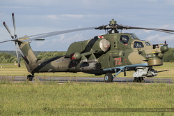 Mil Mi-28N Havoc Russian Air Force RF-13453 / 72 Red