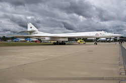Tupolev Tu-160S Blackjack Russian Air Force RF-94112 / 04 Red
