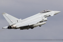 Eurofighter EF-2000 Typhoon FGR4 Royal Air Force ZJ920