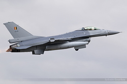 General Dynamics F-16AM Fighting Falcon Belgian Air Force FA-91