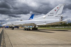 Tupolev Tu-22M3 Backfire Russian Air Force RF-94135 / 46 Red