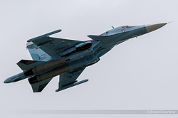 Sukhoi Su-34 Fullback Russian Air Force RF-95845 / 17 Red