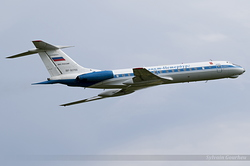 Tupolev Tu-134A-3 Russian Air Force RF-90789