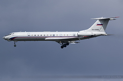 Tupolev Tu-134A-3 Russian Air Force RA-65992