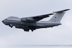 Ilyushin 82 Russian Air Force RF-93646