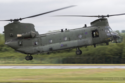 Boeing CH-47D Chinook HC6 Royal Air Force ZA708