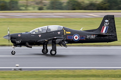 Embraer EMB-312 Tucano T1 Royal Air Force ZF287