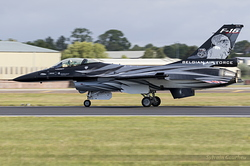General Dynamics F-16AM Fighting Falcon Belgian Air Force FA-101