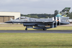 General Dynamics F-16AM Fighting Falcon Belgian Air Force FA-124