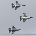 General Dynamics F-16AM Fighting Falcon Belgian Air Force FA-101 , FA-124 & FA-57