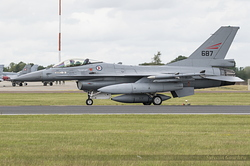 General Dynamics F-16AM Fighting Falcon Royal Norwegian Air Force 687
