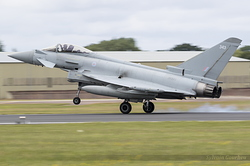 Eurofighter EF-2000 Typhoon FGR4 Royal Air Force ZK343