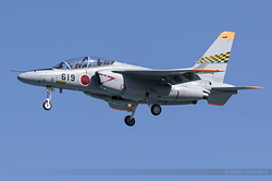 Kawasaki T-4 Japan Air Self Defence Force 96-5619
