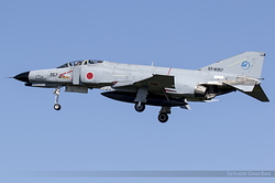 McDonnell Douglas F-4EJ Phantom II Japan Air Self Defence Force 57-8357