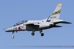 Kawasaki T-4 Japan Air Self Defence Force 56-5736
