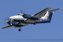 Beechcraft B200 Super King Air Kawasaki JA01EP