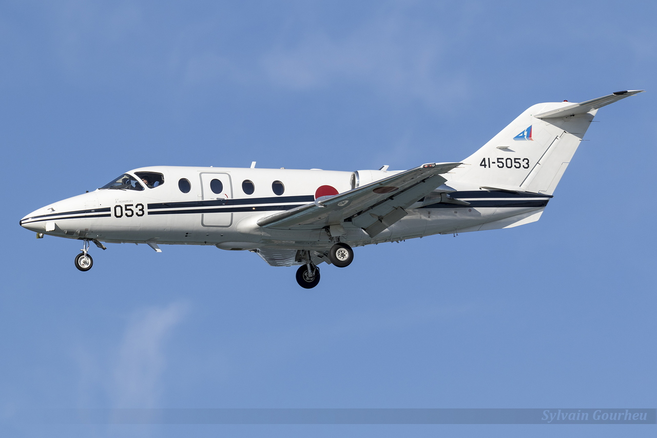 Beechcraft T-400 Japan Air Self Defence Force 41-5053